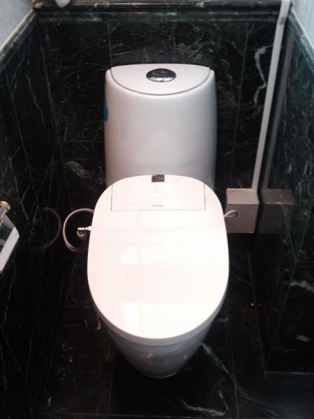 Coway ba13 Dusch WC Montage