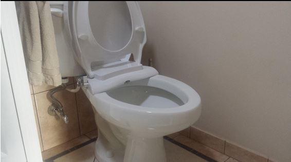 dusch wc bidet aufsatz intimpflege intimdusche