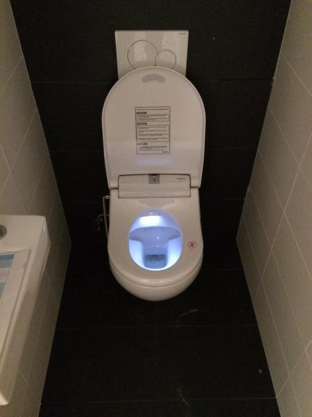 Maro D'Italia led nachlicht duroplast dusch wc