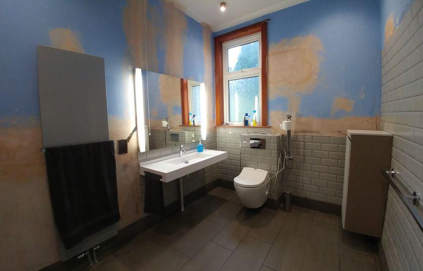 Maro D'Italia Di600 Duch WC Aufsatz Kundeninstallation