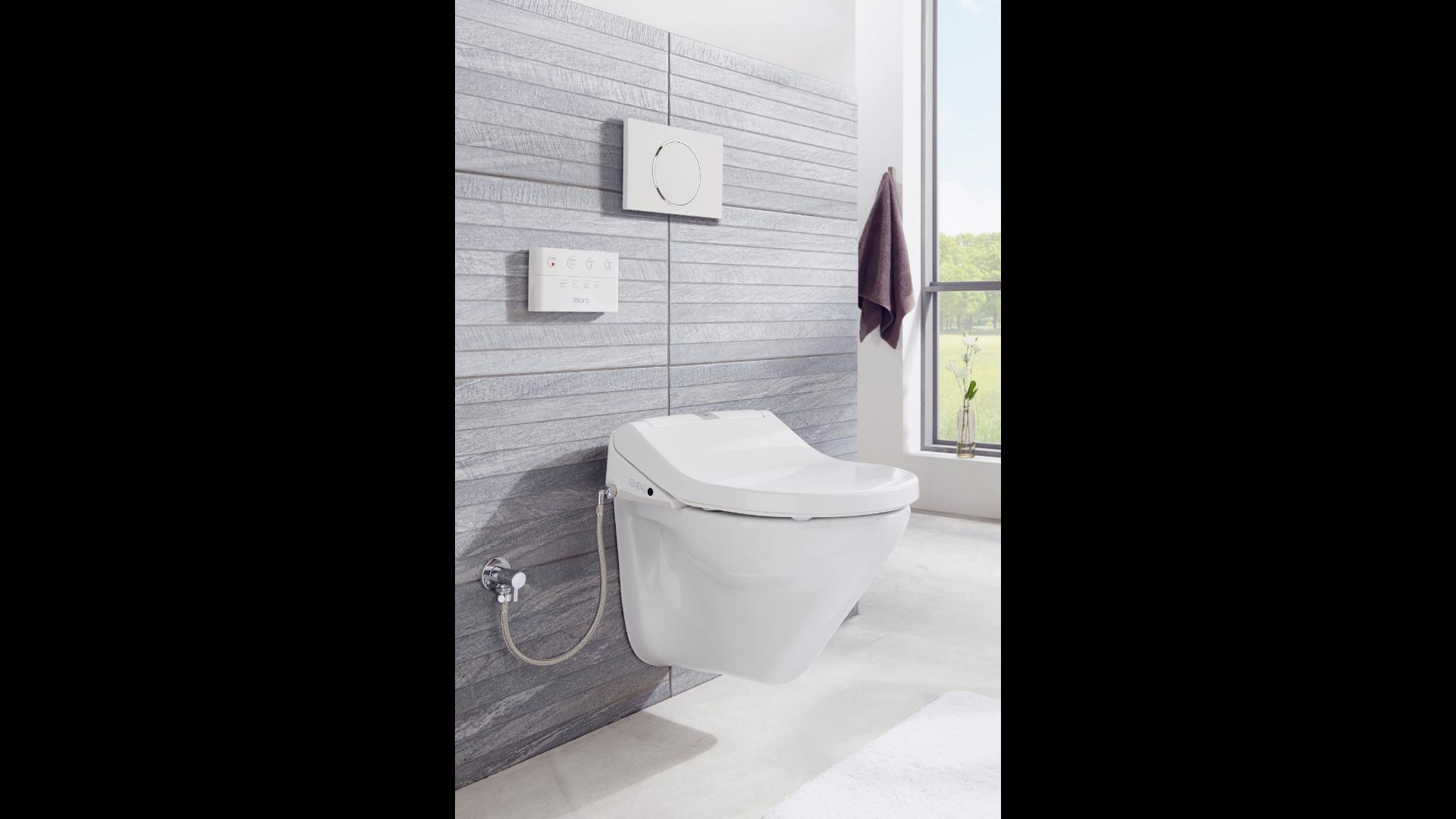 Maro D'Italia Di600 dusch wc aufsatz