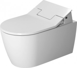 Wand-WC Duravit Rimless