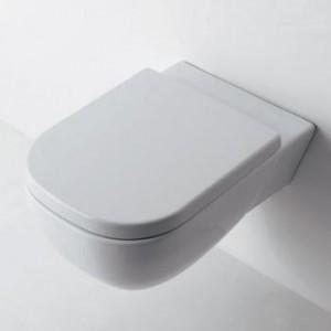 antoniolupi SELLA1 Wand-Klosett mit WC-Sitz