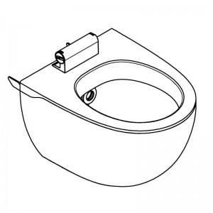 Grohe Sensia IGS WC Keramik