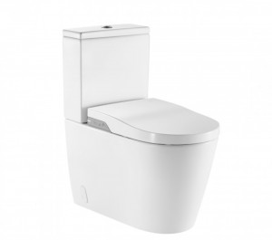 Roca Inspira In-Wash Stand-Tiefspül-WC Kombination 803061002