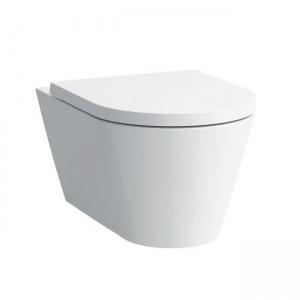 Kartell by Laufen Wand-Tiefspül-WC weiß mit CleanCoat 8203314000001