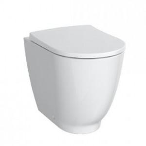 Keramag Acanto Stand-Tiefspül-WC ohne Spülrand weiß