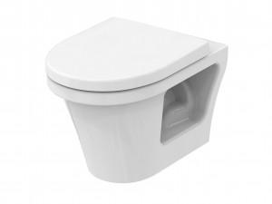 TOTO CF Publc Series WC, wandhängend Tiefspüler CW132Y