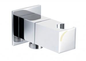 Maro D'Italia quadratischer Duschhalter mit Sicherheitsverschluss und Wasserversorgung