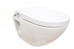 TECEone WC-Keramik mit Duschfunktion