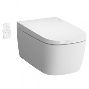 VitrA V-care 1.1 Basic Dusch Wand-WC Vitracare
