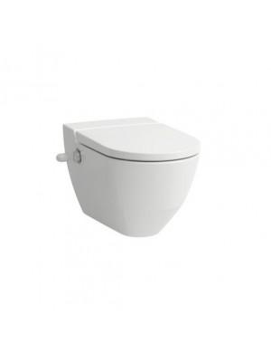Laufen Cleanet Navia Dusch-WC Komplettanlage, mit seitlicher Öffnung und seitlichem Wasseranschluss, dusch-wc-zentrum, tooaleta
