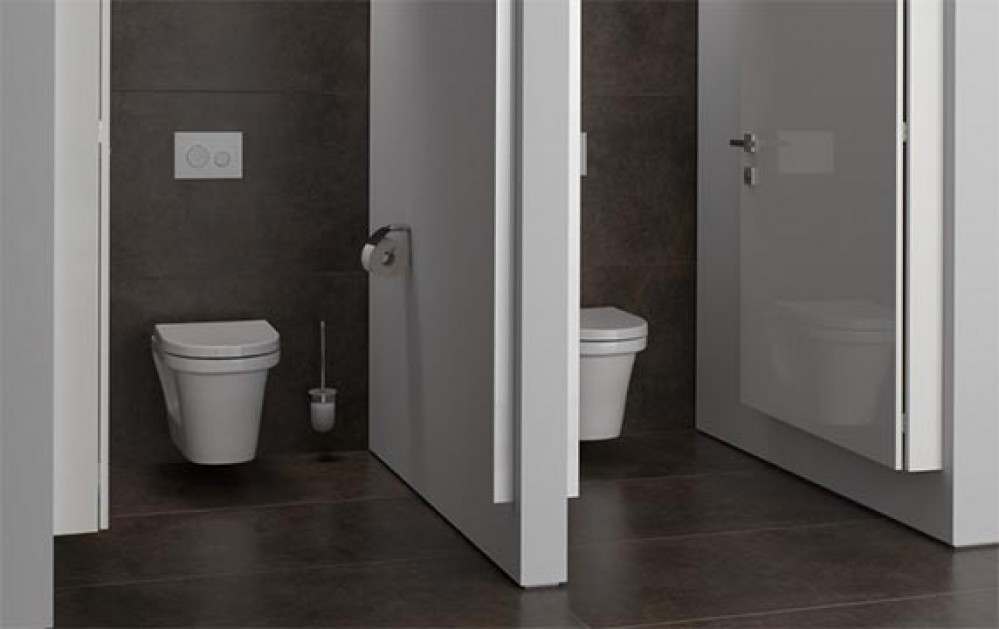 TOTO commercial  Publc Series WC, wandhängend Tiefspüler CW132Y