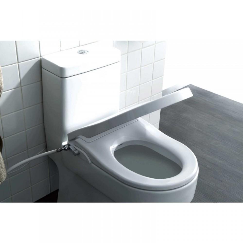 nicht elektrischer dusch wc aufsatz kaltwasseranschluss