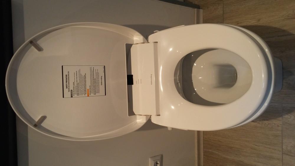 bidet washlet aquaclean Stand WC erhöht  Behindertengerecht