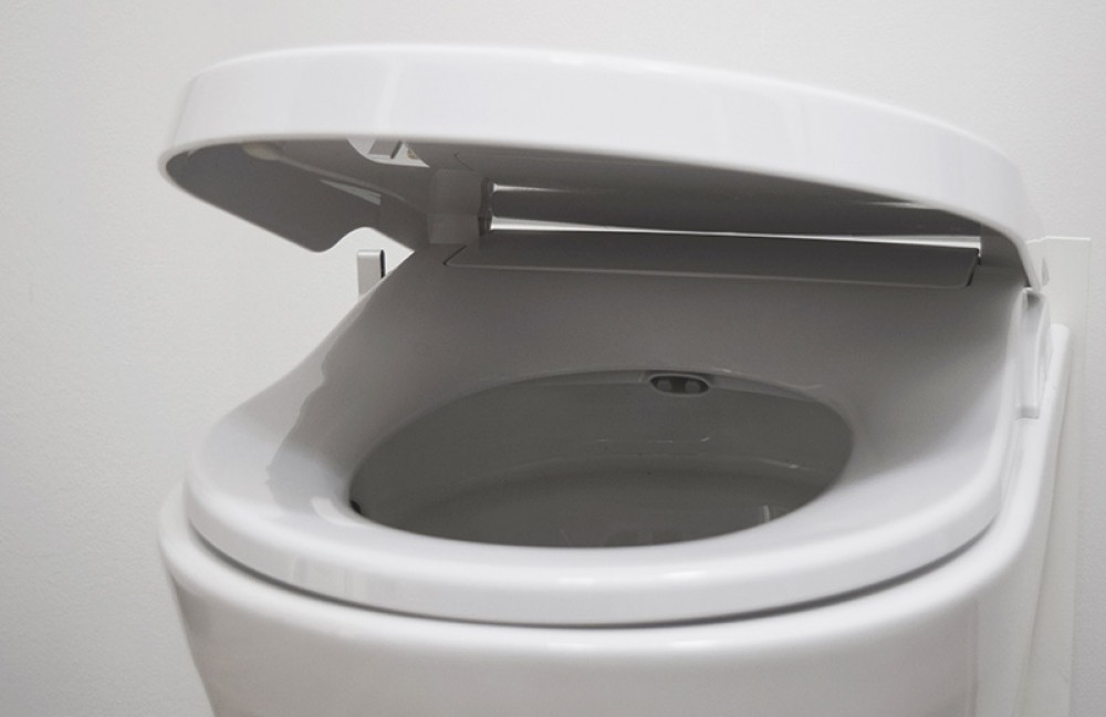 Maro D'italia FP104 dusch wc aufsatz toto wand wc