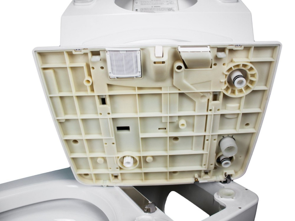 vovo tcb-080s Installationsanleitung wandabfluss