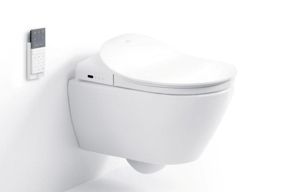 Villeroy & Boch ViClean L - Dusch wc COMBI PACK