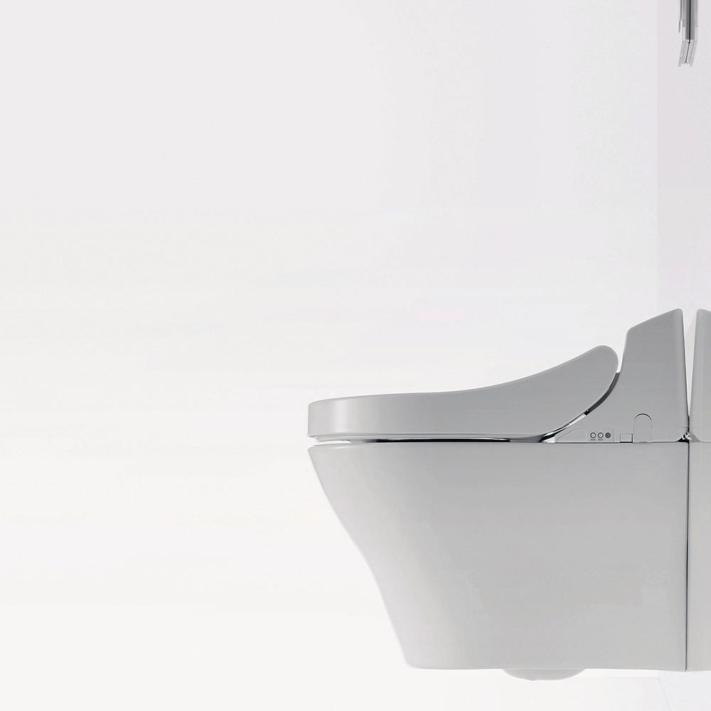 TOTO Washlet GL 2.0 Dusch WC-Sitz mit SoftClose inklusive Fernbedienung TCF6532C3G