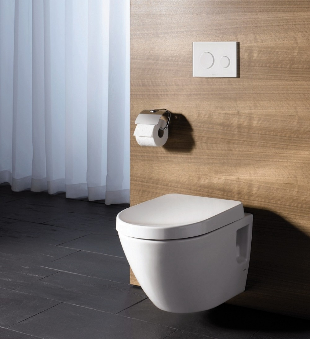 wandhängend CW762Y toiletten spulrandlos