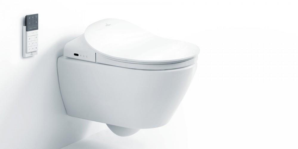 Villeroy & Boch ViClean-L tooaleta Fernsteuerung wc dusche