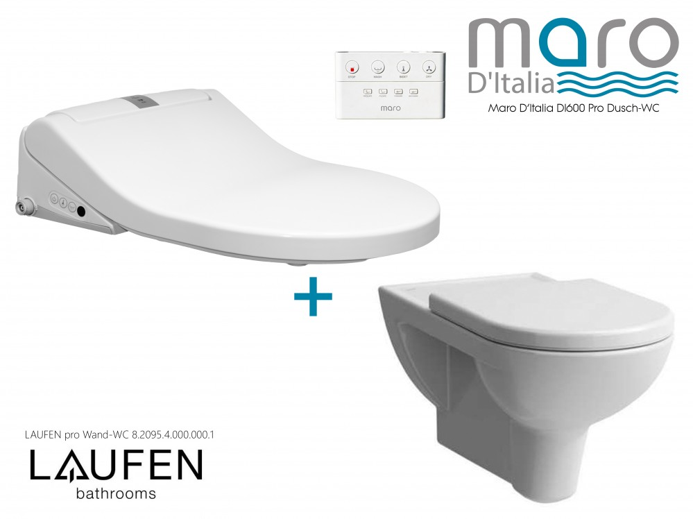 maro laufen pro di600 dusch wc ausverkauf
