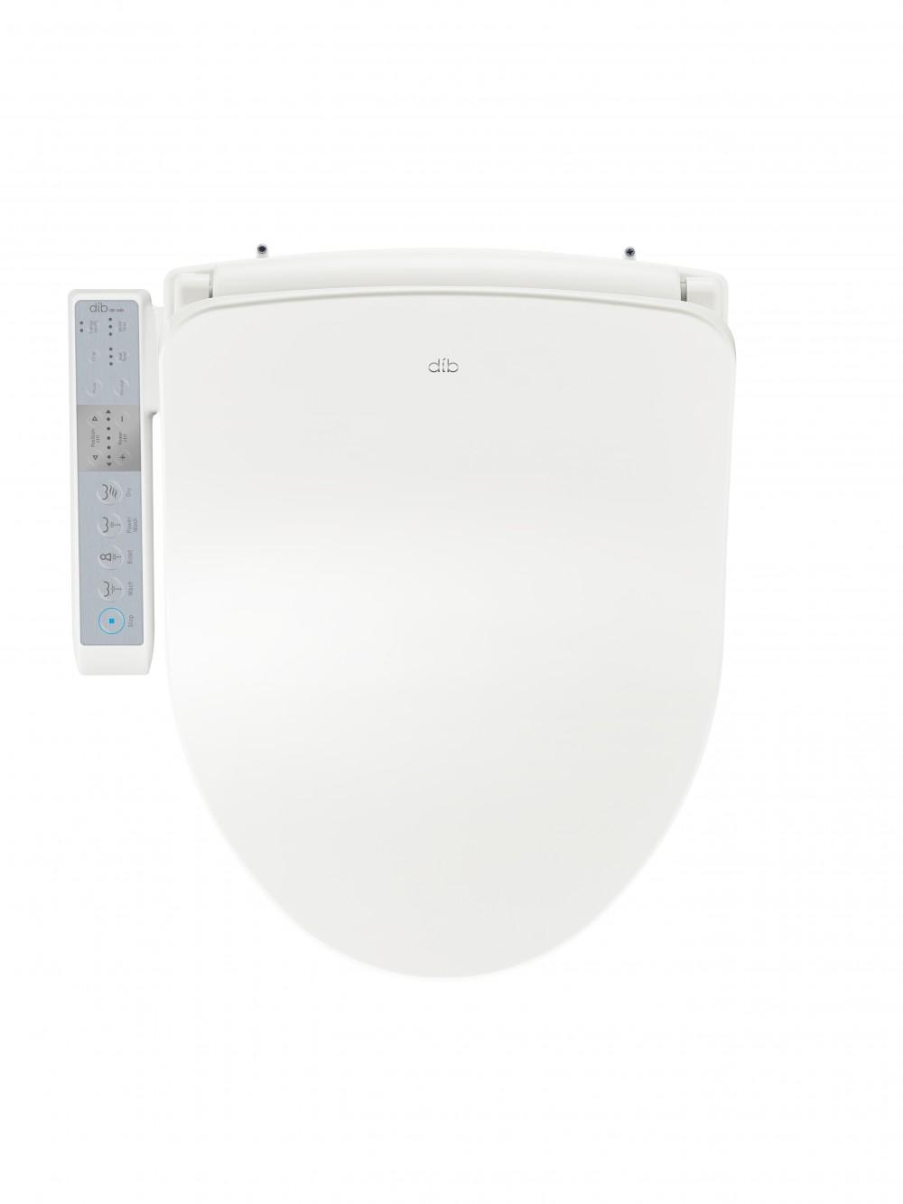 daewon dib j500 dusch wc aufs tze mit seitenbedienteil. Black Bedroom Furniture Sets. Home Design Ideas