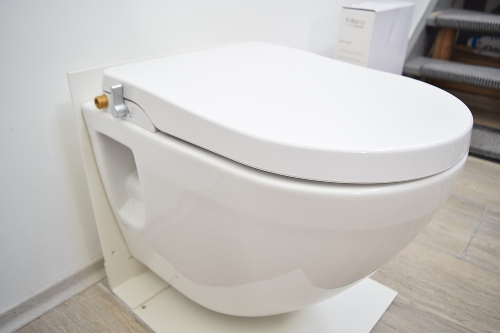 komplettanlage stromlos dusch wc