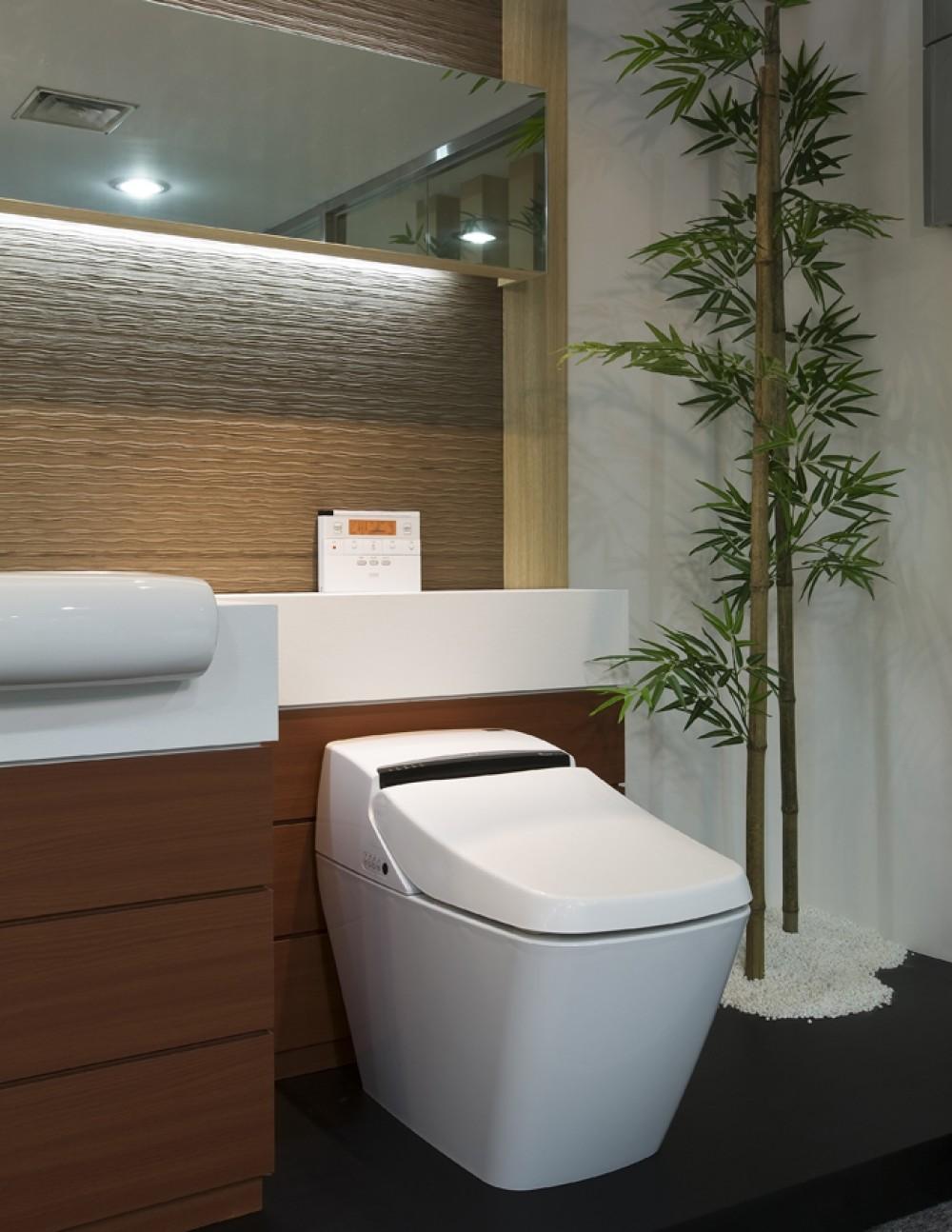 Dusch-WC Komplettanlage  Dusch-WC VOVO PB707S