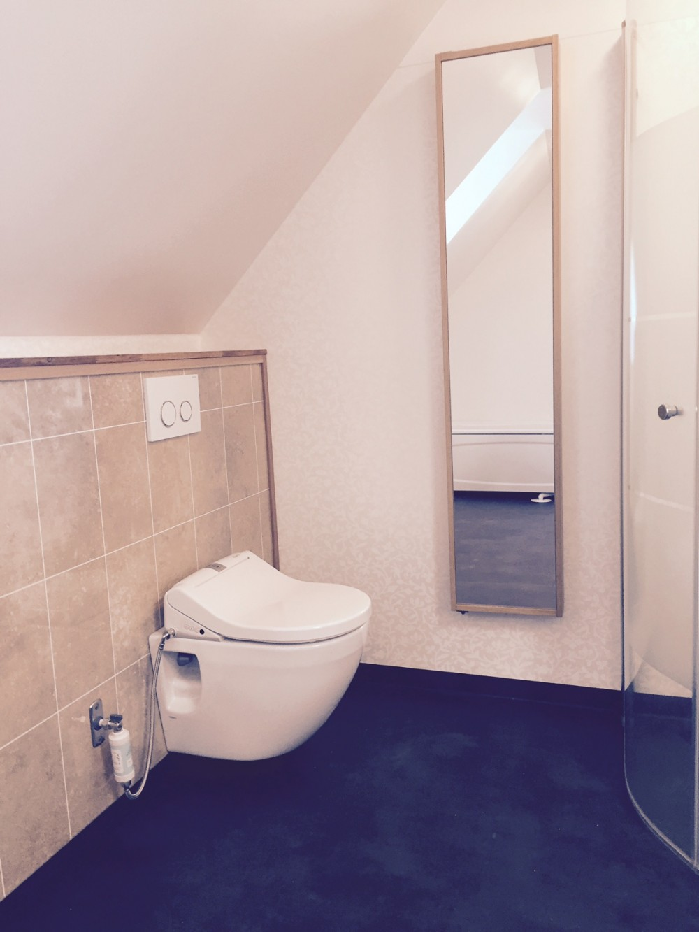 TOTO NC cw762y maro d'italia di600 dusch wc - wc dusche tooaleta aqua clean