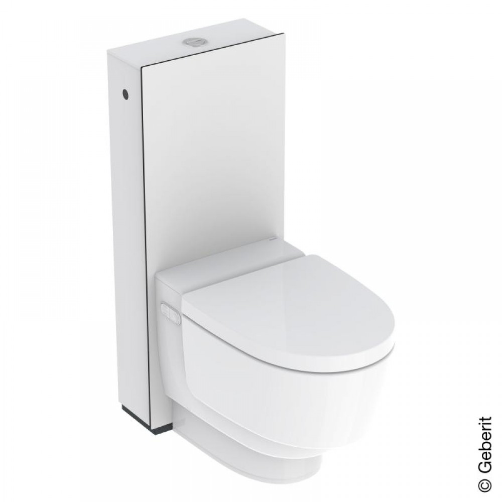 Geberit AquaClean Mera Classic Stand-Dusch-WC Komplettanlage