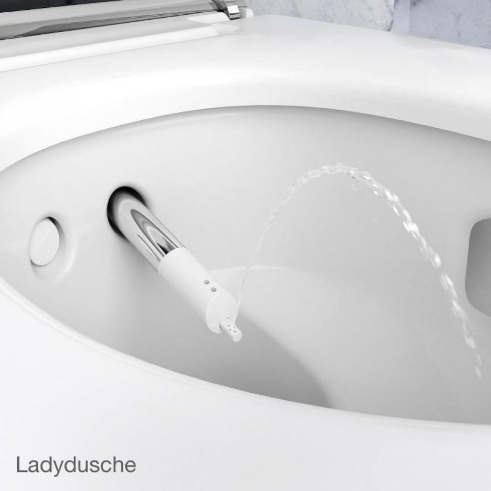 geberit aquaclean mera dusch wc komplett anal reinung duse