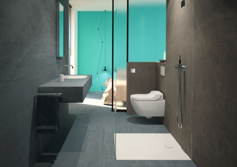 aquaclean tuma classic dusch wc komplett
