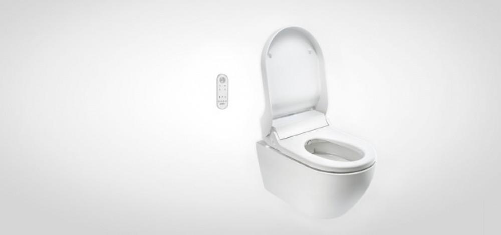 Geberit AquaClean Tuma Classic Dusch-WC Komplettanlage tooaleta