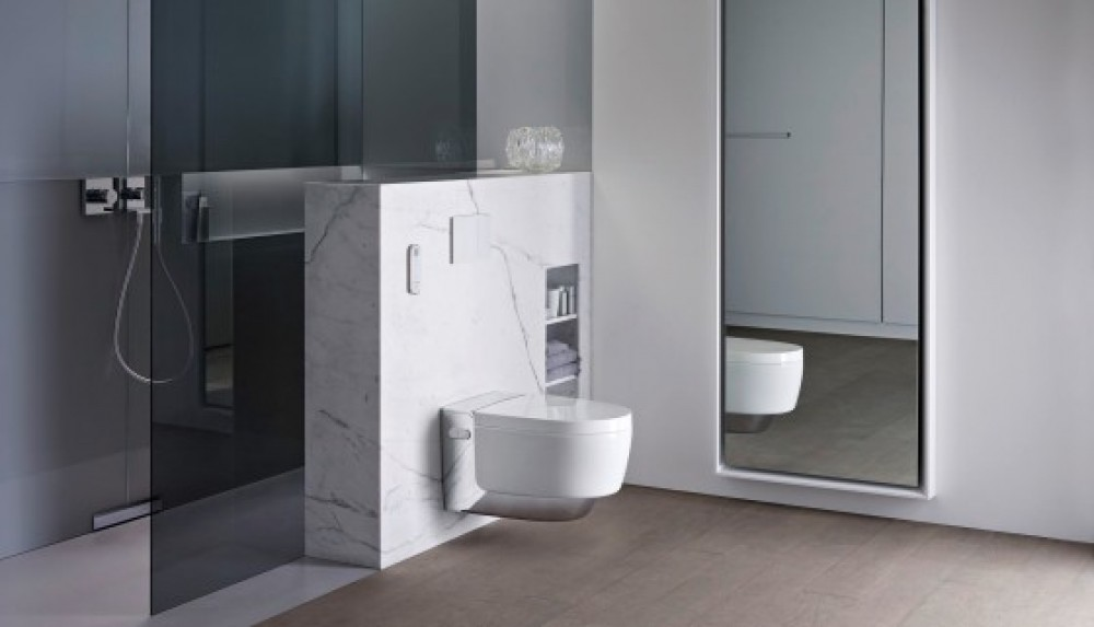 Geberit AquaClean Mera Comfort WC Komplettanlage