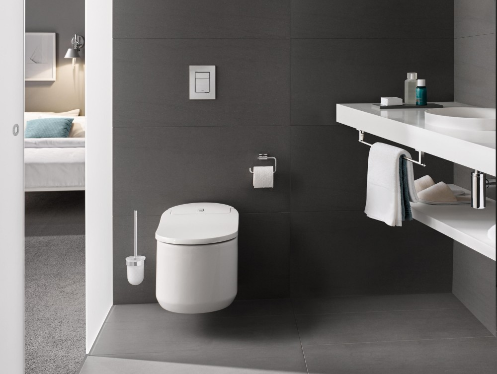 dusch wc grohe sensia arena
