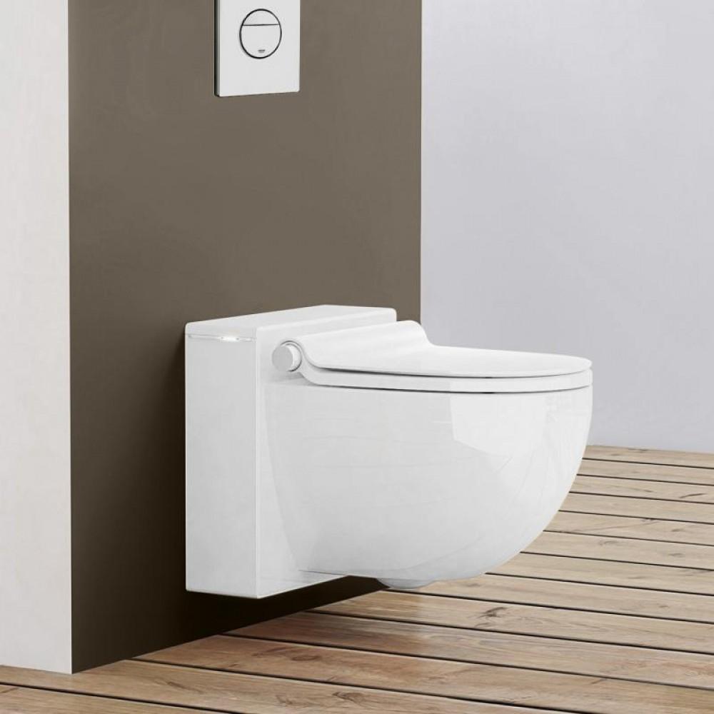 Anal auf der toilette - 3 8