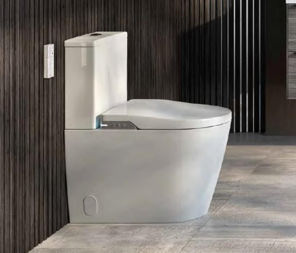 tiefspül wc kombination roca inspira in wash