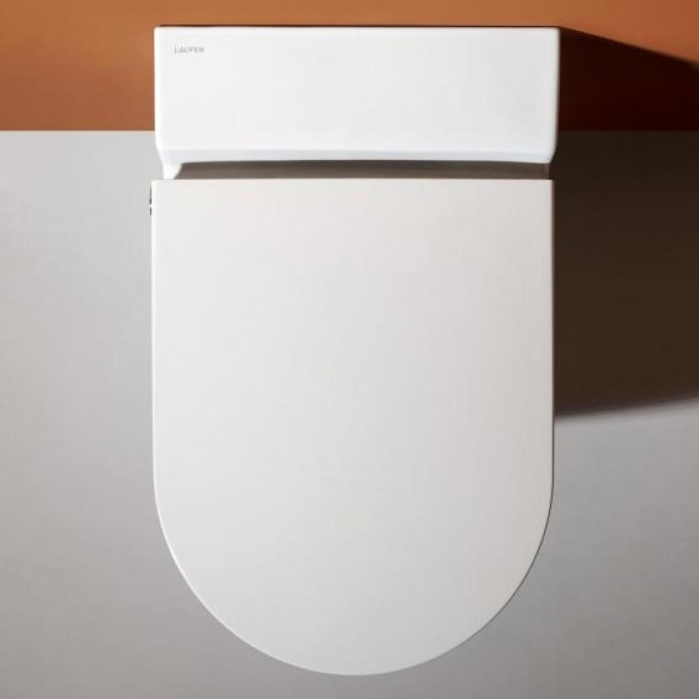 Laufen Cleanet Navia Dusch-WC Komplettanlage