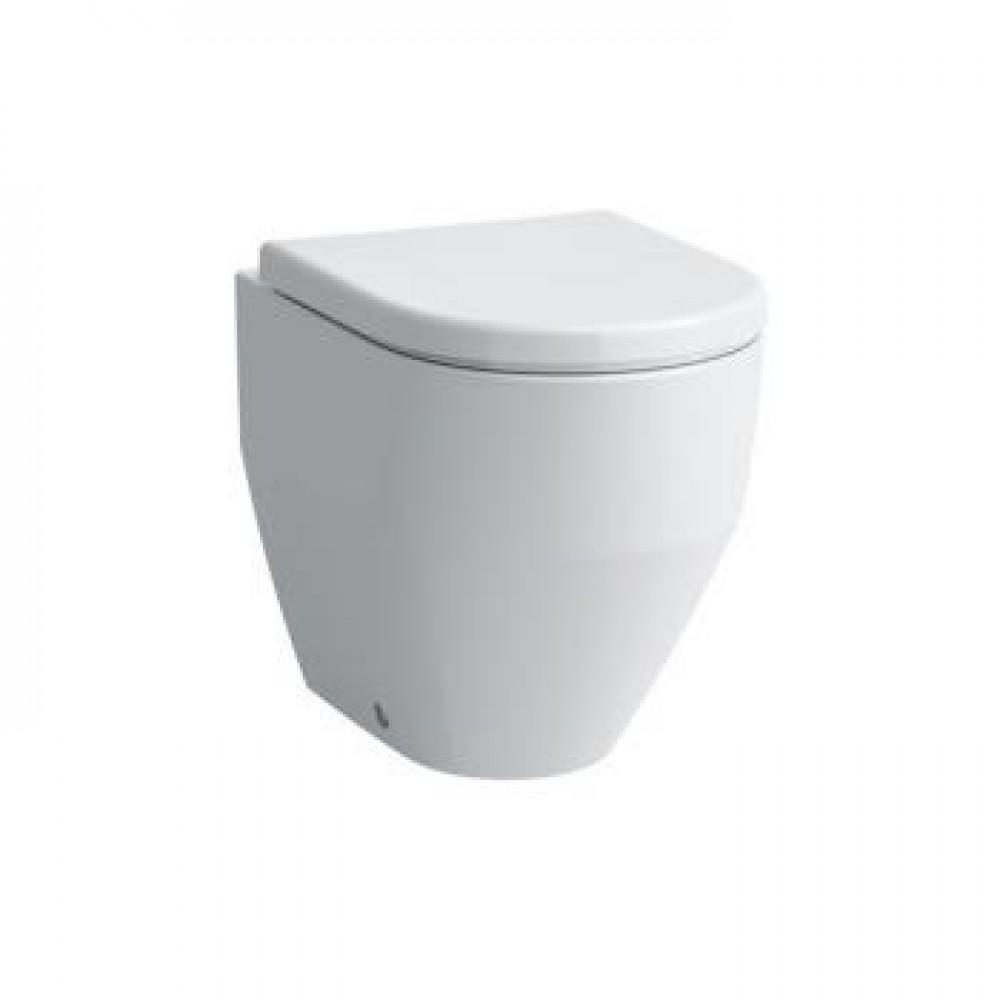 Laufen Pro Stand-Tiefspül-WC, wandbündig L: 53 B: 36 cm
