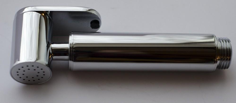 Massiv Edelstahl Spülbrause Bidet Brause mit Hebel Ø22 Länge 115mm