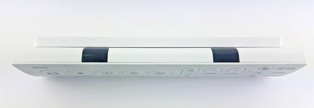 2021 verbesserte Version vom Maro D'Italia Di600 nun mit neuer innovativen Fernbedienung mit einer mit Magnet ausgestatteten Wandhalterung