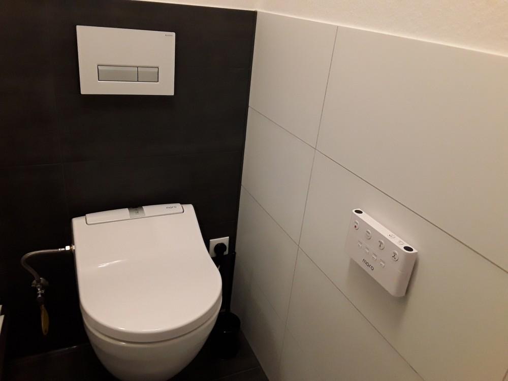 maro di600 dusch wc aufsatz