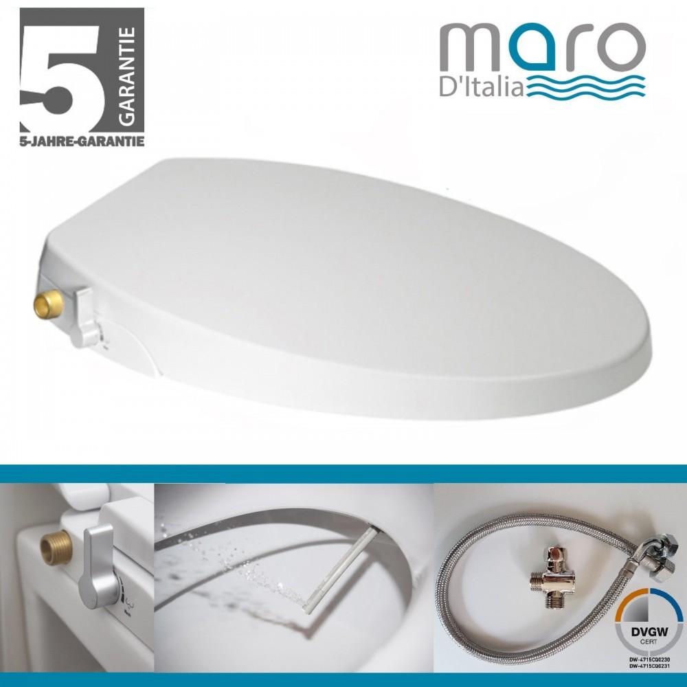 Maro d'italia FP104 dusch wc aufsatz