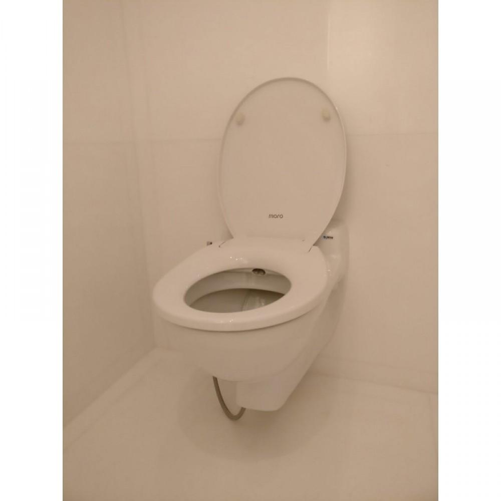 maro d 39 italia fp108 dusch wc aufsatz rund knapp. Black Bedroom Furniture Sets. Home Design Ideas