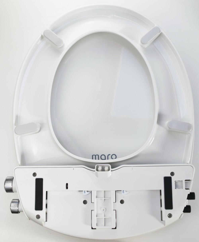 stromlos dusch wc aufsatz warmwasser  heißes