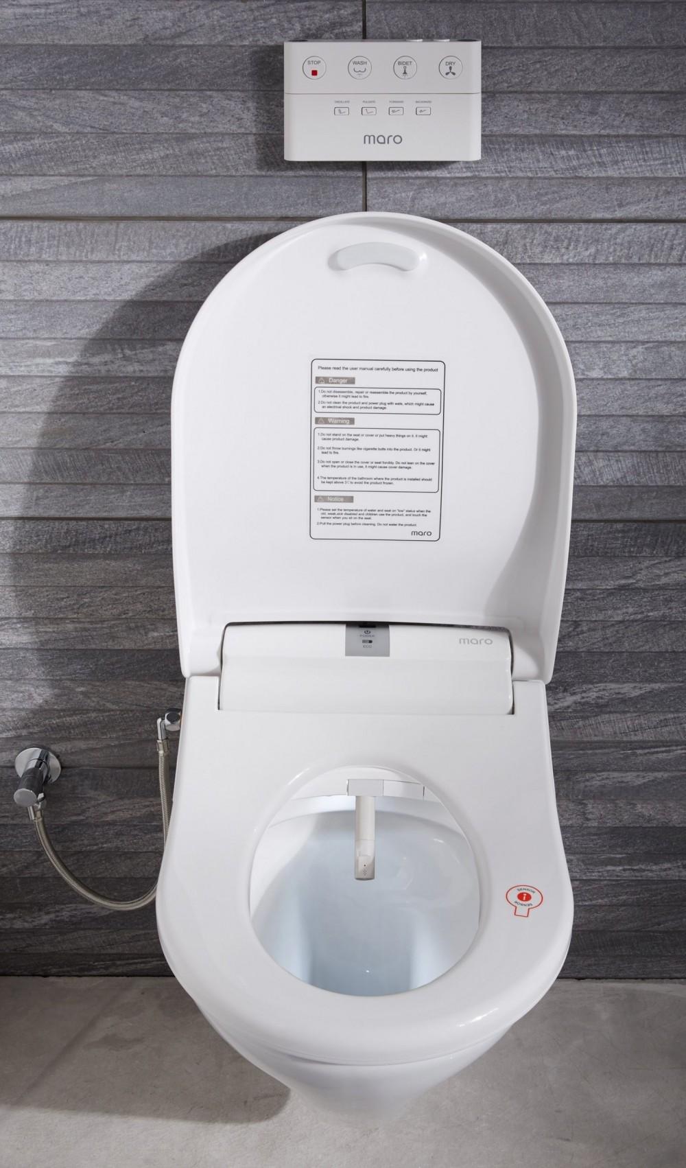 hochwertig durplast dusch wc aufsatz maro di600