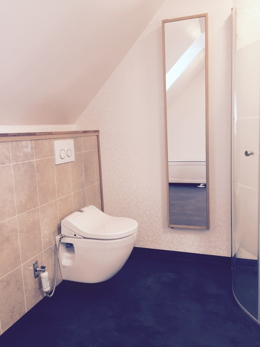 Aktivkohlefilter dusch wc aufsatz ersatzfilter  maro di800