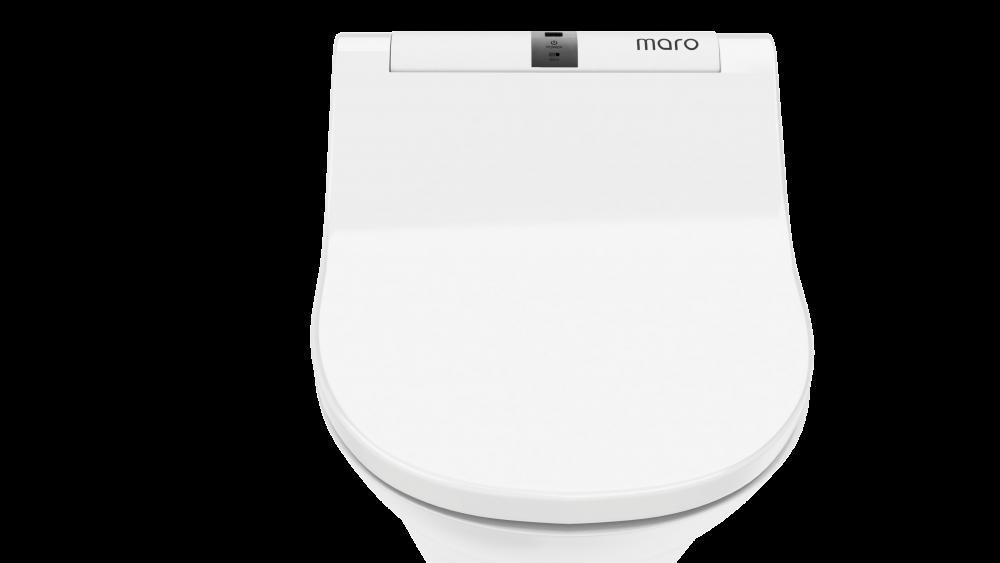 maro d'italia duroplast hochwerting dusch wc aufsatz schwere