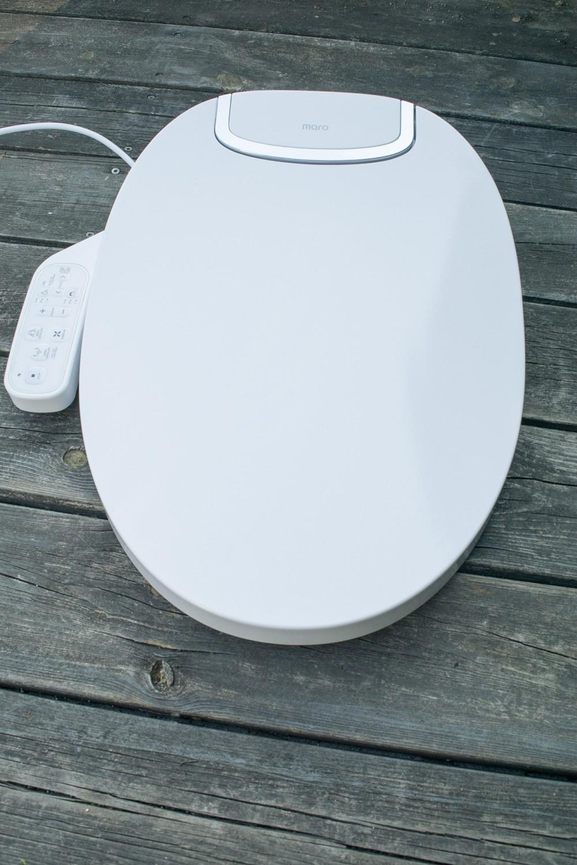duroplast beheizbarer dusch wc sitz